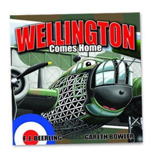 Wellington comes home