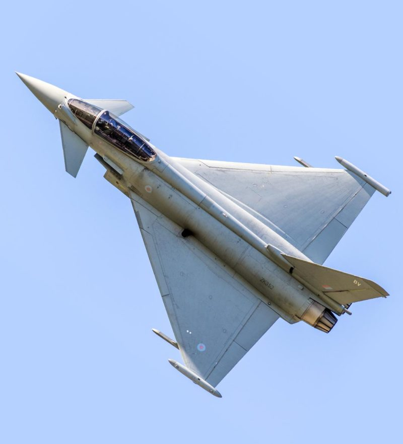 Typhoon Aircarft facts
